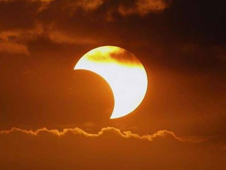 Chennai-based scientist says coronavirus is linked to solar eclipse