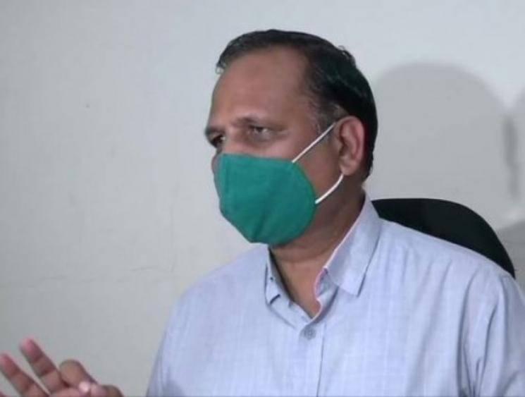 Delhi Health Minister Satyendar Jain tests negative for coronavirus