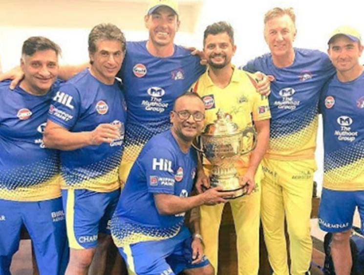 CSK team doctor suspended after controversial tweet about India-China faceoff