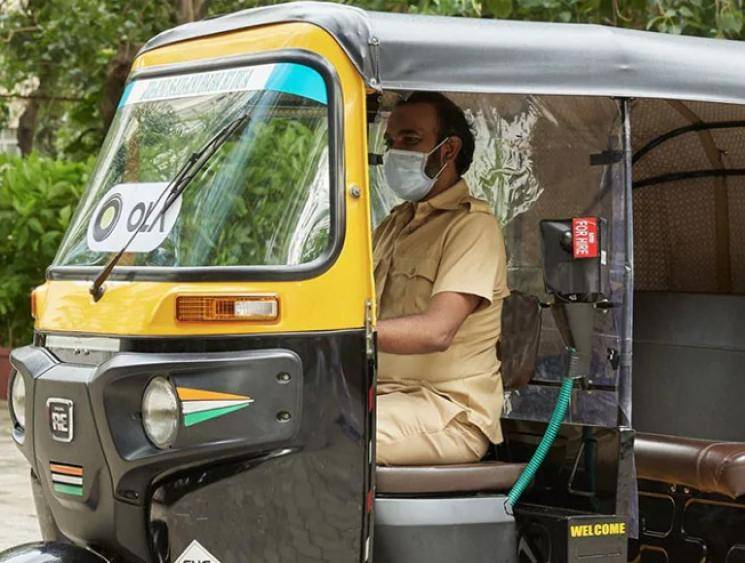 Fumigation centres for Ola auto-rickshaws announced with new safety protocols
