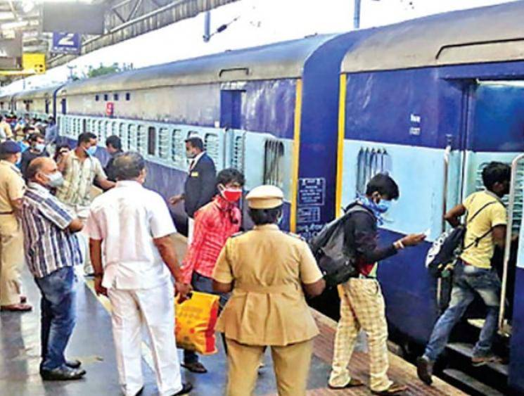 Special trains in Tamil Nadu cancelled till July 15: Southern Railway