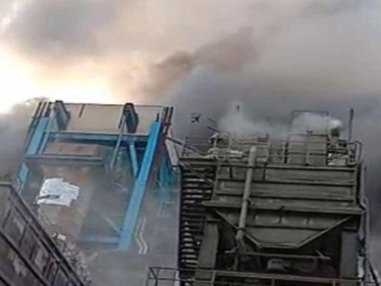 6 dead & 17 injured at Neyveli Lignite Factory Boiler blast!