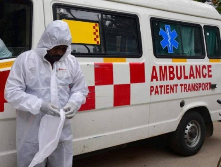 Twelve coronavirus patients injured in Pune after ambulance overturns
