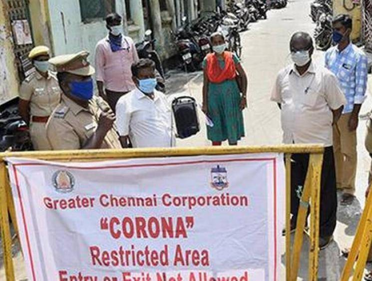 Tamil Nadu crosses 1000 containment zones, Chief Secretary and state collectors meeting held