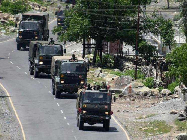 Indian Army to resume patrolling in Galwan Valley post complete disengagement!
