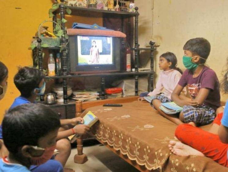 Tamil Nadu govt says it is not online class but lessons on TV from July 13