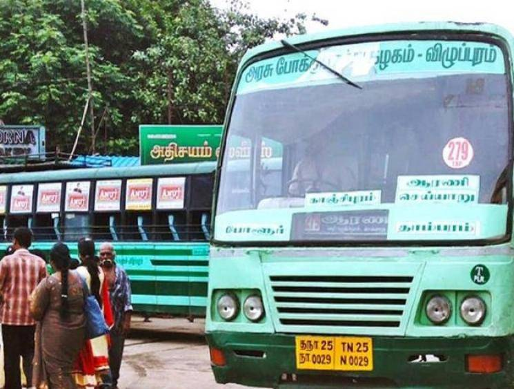 Tamil Nadu government bans Public and Private Bus Transport till July 31