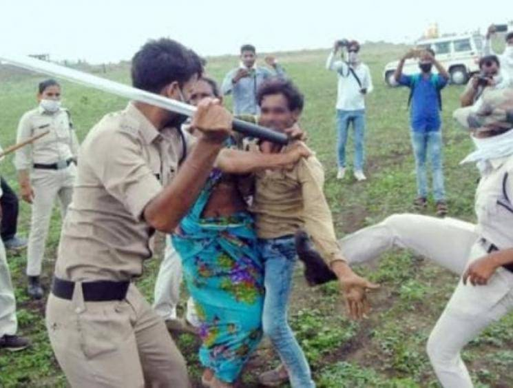 Dalit farmer couple in Madhya Pradesh assaulted by police, Collector and SP removed