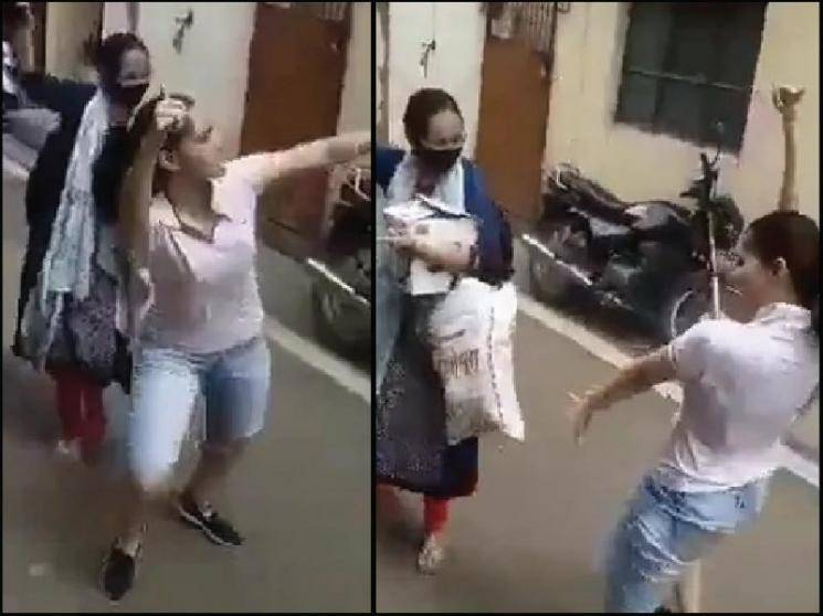 Elder sister beats COVID-19 and younger sister begins dance celebration - viral video!