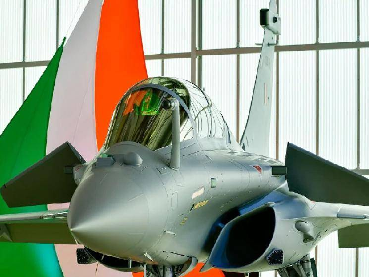 First batch of Rafale Jets from France to arrive in India on July 27!