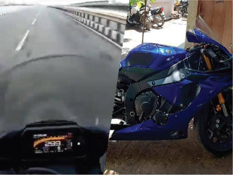 Bengaluru man ends up in jail after viral video shows him riding bike at 300km/hour