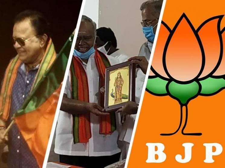 நட்சத்திரங்களோடு கைகோர்க்கும் பாஜக - சூடுபிடிக்கும் தேர்தல் அரசியல்!