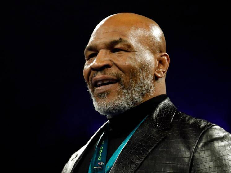 Boxing legend Mike Tyson making a comeback at the age of 54!