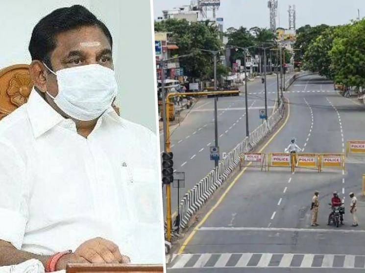 Tamil Nadu lockdown extended till August 31, Complete lockdown on Sundays