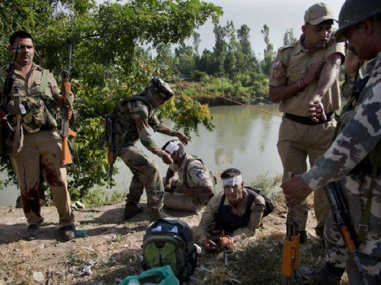 3 Indian Army soldiers martyred in clash with militants at Manipur!