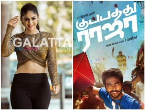 Exclusive: Palak Lalwani On The Challenge Of GV Prakash's Kuppathu Raja