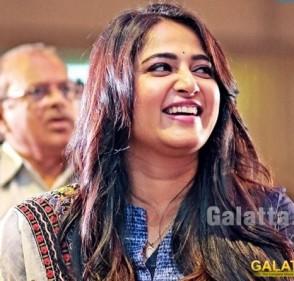 Fab News For Anushka Shetty's Fans!