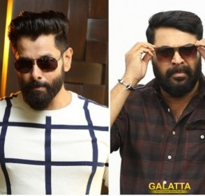 EXCLUSIVE: Vikram On Remaking Mammootty's Hit Film