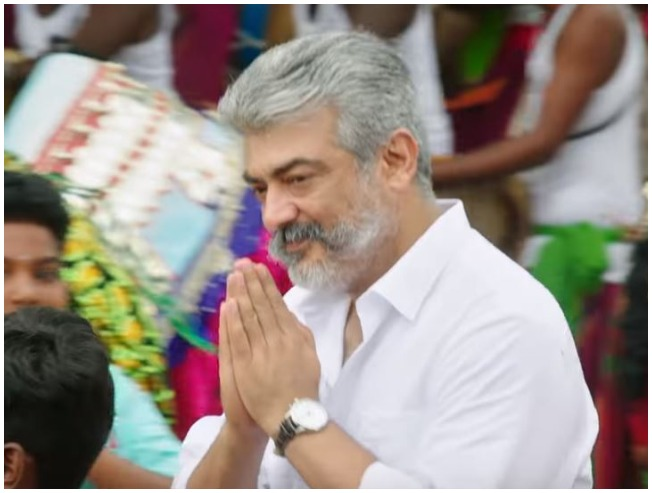 Watch this new long Ajith video from Viswasam
