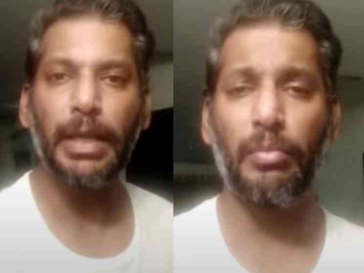 Vishal's new video - reveals how he recovered from Corona Virus! Inspiring Story!
