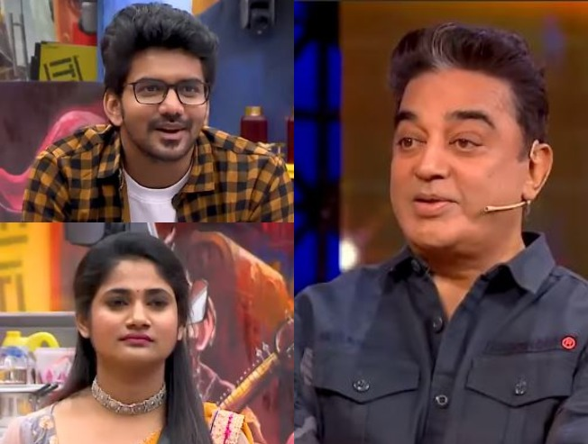 """Nobody is stopping you"": Kamal's epic response to Kavin - new BB3 promo"