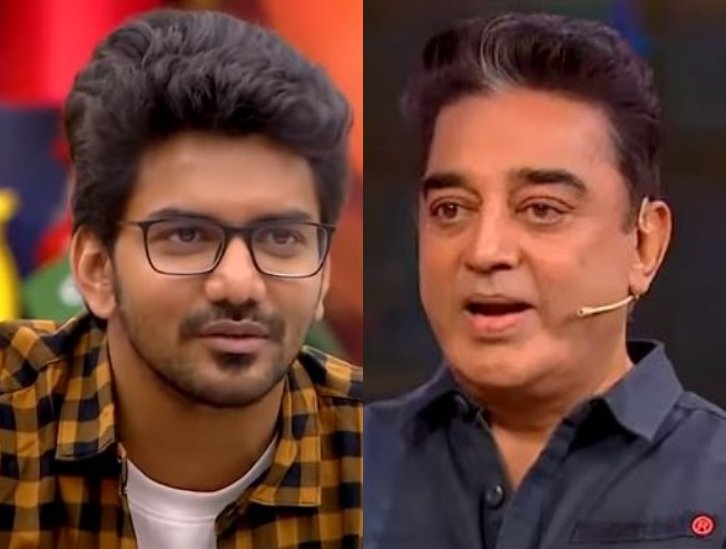 """Why no emotion?"": Kamal's sarcastic question to Kavin in new Bigg Boss 3 promo"