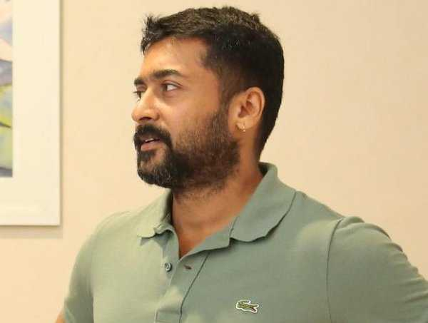 Veteran Actor Joins Suriyas'