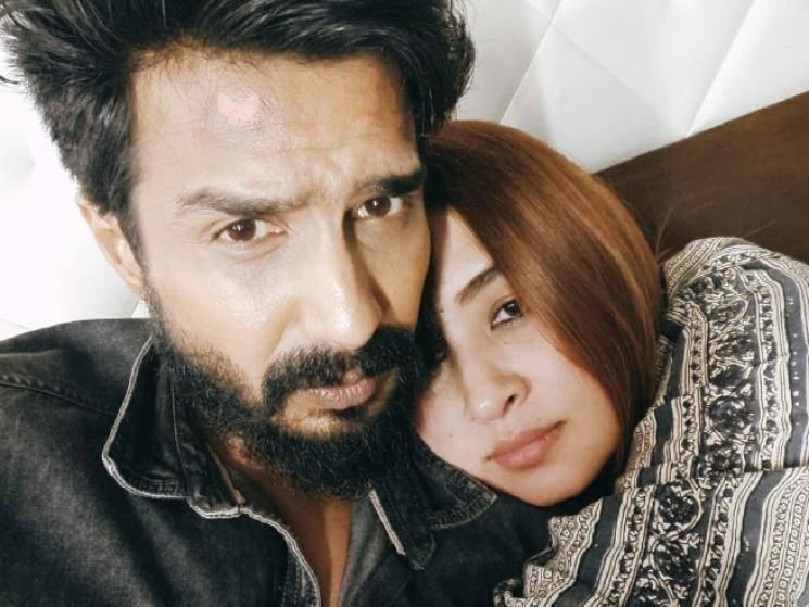 Vishnu Vishal quotes social distancing as response to girlfriend Jwala Gutta's tweet! - Tamil Cinema News