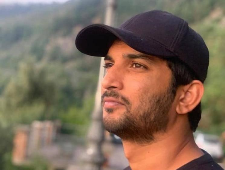 What did Sushant do a few minutes before committing suicide?