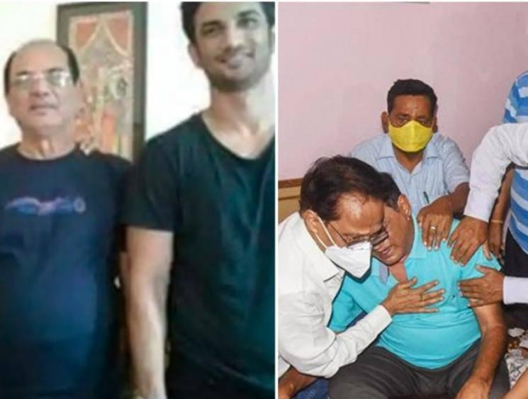 Sushant Singh Rajput told his father to stay safe from coronavirus in phone call three days back