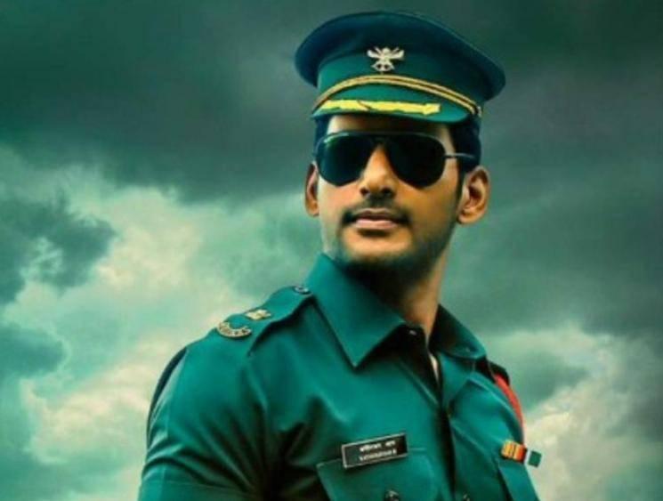 Vishal's Chakra to release on May 1 - Tamil Cinema News