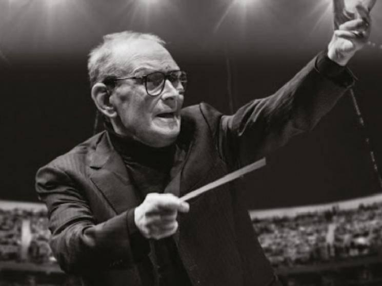 Multiple award winning music legend Ennio Morricone is no more!