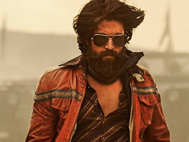 KGF Movie's World Television Premiere on this date - Breaking announcement!