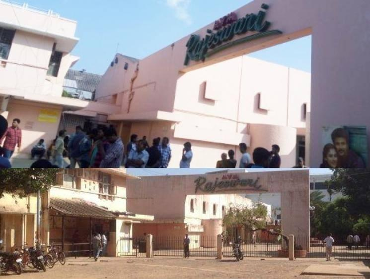 SHOCKING: This iconic theatre in Chennai to be shut down permanently!