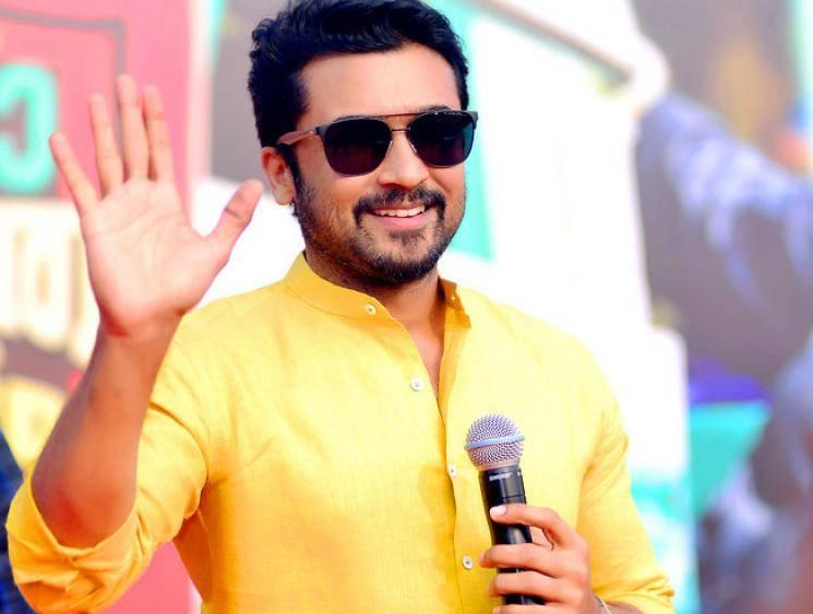 Suriya announces new film - Legendary star hero and superhit director onboard!