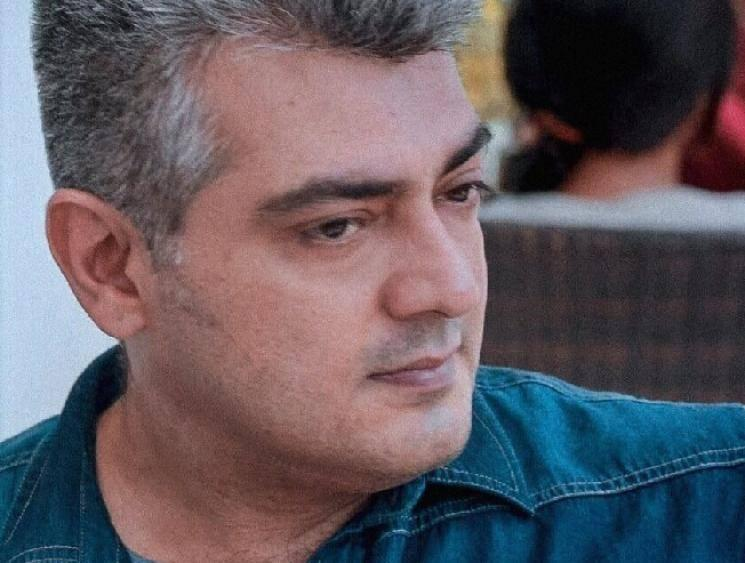 EXCLUSIVE: Ajith worked day and night continuously for 7 days without any break for this film!