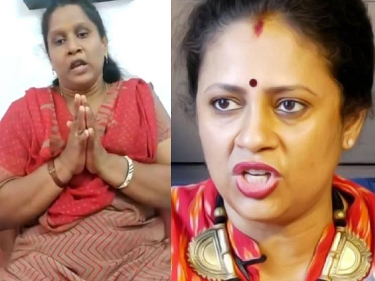 Peter Paul's first wife Elizabeth's new video statement | Vanitha Vijayakumar