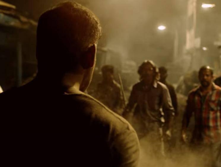 Chakra Glimpse of Trailer   Vishal   Yuvan Shankar Raja