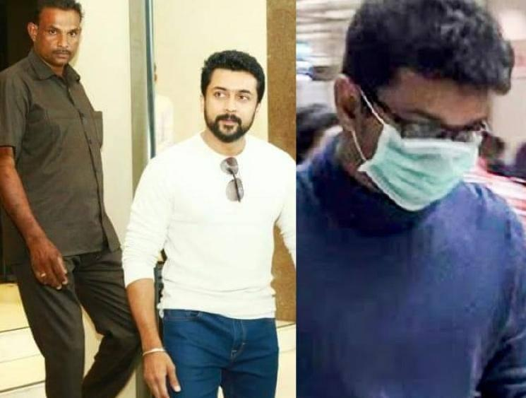 Mammootty, Mohanlal, Vijay, Suriya's bodyguard passed away!