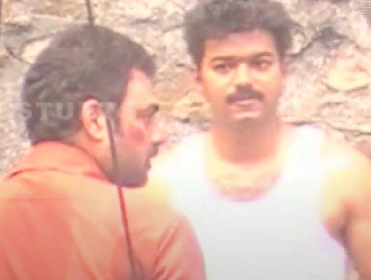 Unseen footages from Thalapathy Vijay's Thalaivaa - you wouldn't want to miss this!