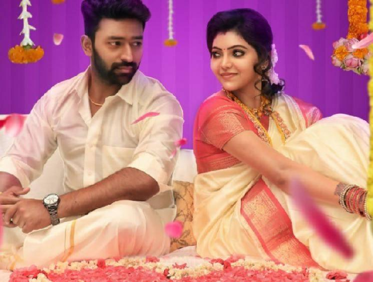Shanthnu's next film gets a 'Murungaikkai' connect - Naughty First Look and title here!