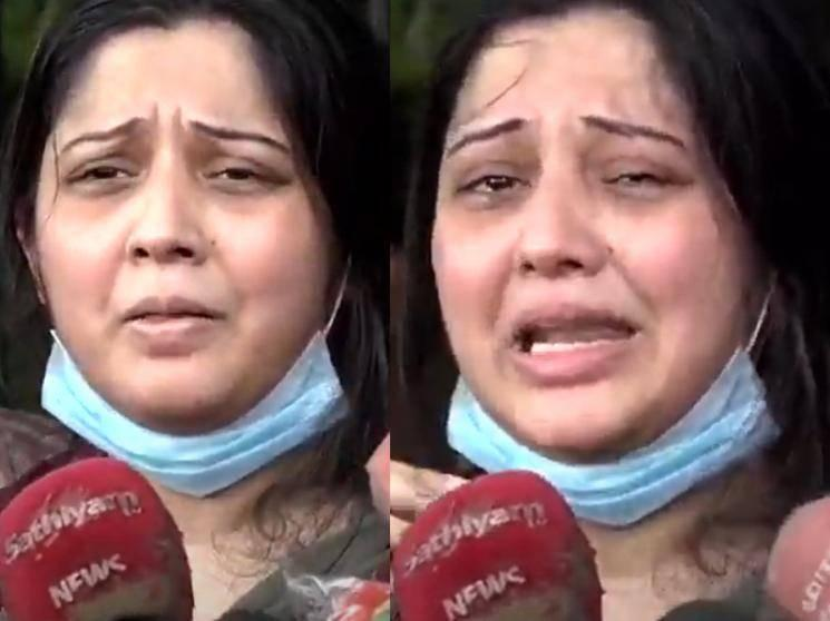 SHOCKING: Vijayalakshmi breaks down emotionally after being forcefully discharged from the hospital