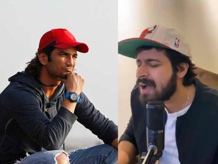 Amazing tribute by Bigg Boss Harish Kalyan for Sushant Singh Rajput