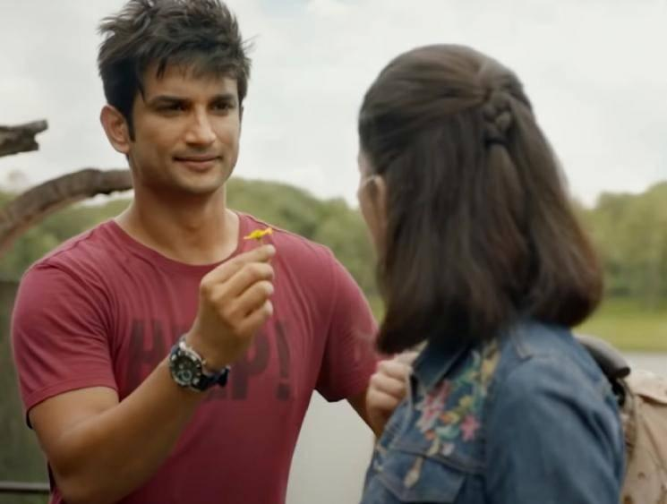 Sushant Singh Rajput's last film Dil Bechara Official Trailer | Highly Emotional!