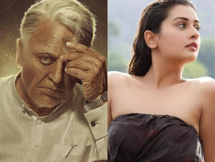 This young heroine's official statement on Indian 2 hot rumours!