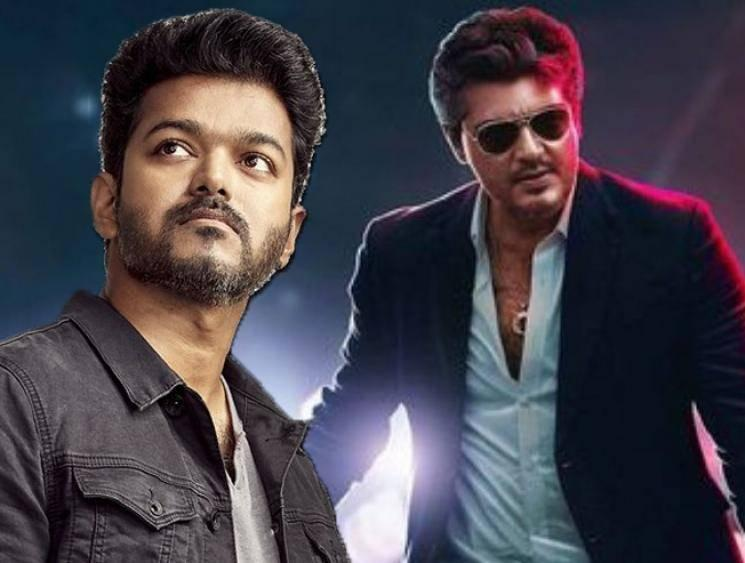 ''Ajith and Vijay will never act in a film together, 99.9 percent not possible''