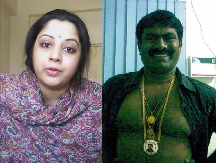 ''If you call me a prostitute, then Seeman is a prostitute's son'' - Shocking statement