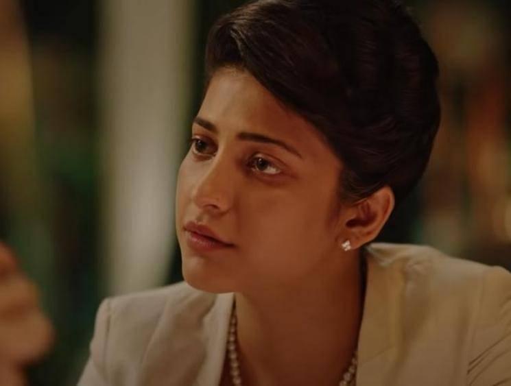 Shruti Haasan's next biggie   Official trailer