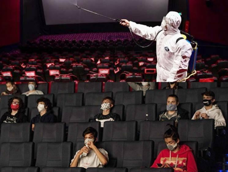 Breaking decision by Multiplex association to open theatres in India