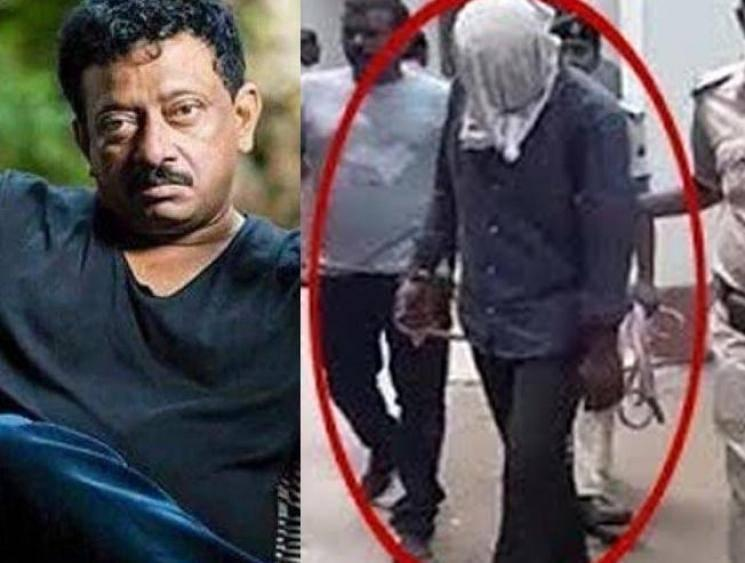 Ram Gopal Varma booked by police for his caste-based Murder film